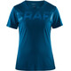 Craft M's Prime Logo Tee Teal